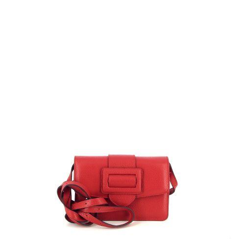 Abro tassen handtas rood 196177
