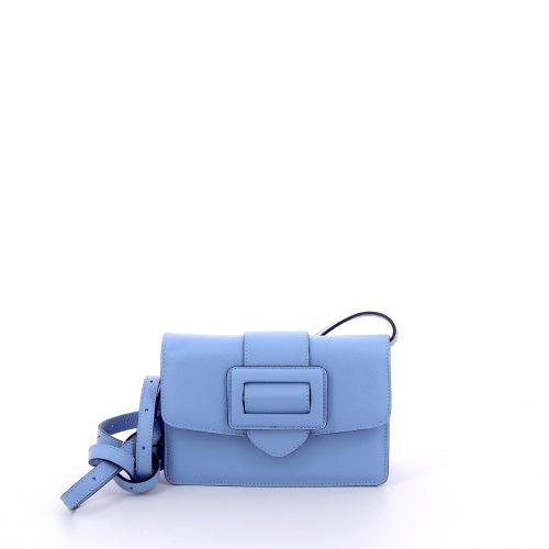 Abro tassen handtas blauw 196177