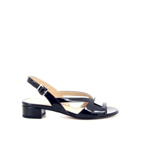 Voltan damesschoenen sandaal zwart 168053