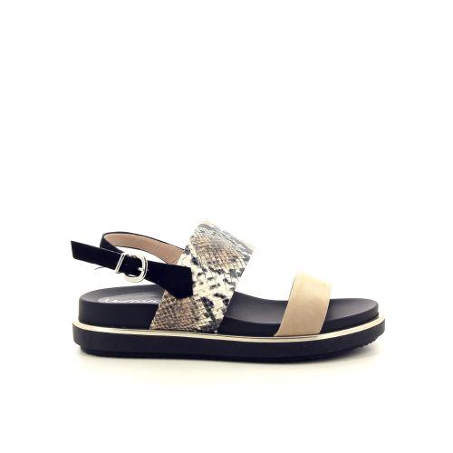 Voltan damesschoenen sandaal camelbeige 195416