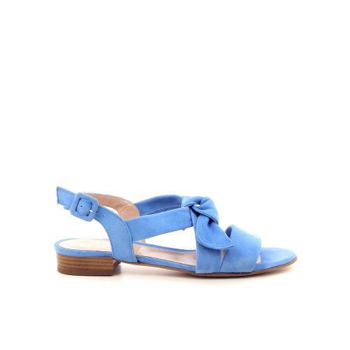 Voltan damesschoenen sandaal azuurblauw 181139