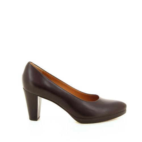 Voltan damesschoenen pump bruin 16576