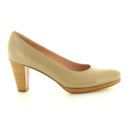 Voltan damesschoenen pump naturel 85995