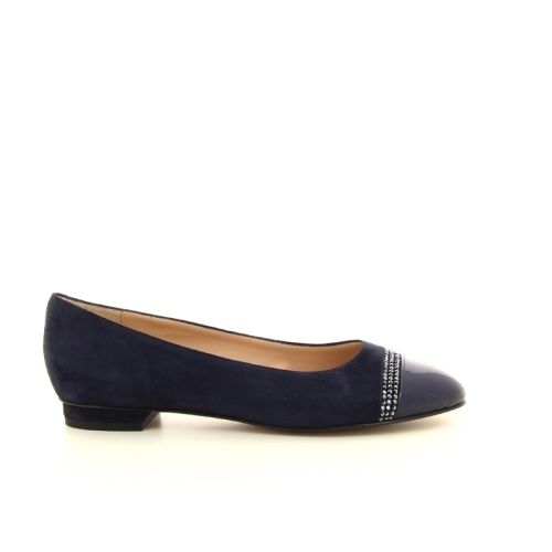 Voltan damesschoenen ballerina blauw 167972