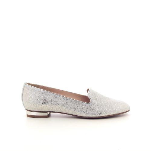 Voltan damesschoenen mocassin zilver 187162