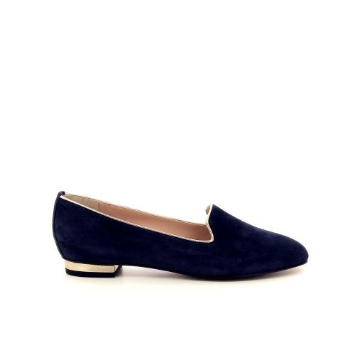 Voltan damesschoenen mocassin blauw 187162
