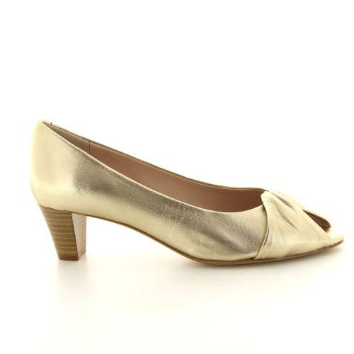 Voltan damesschoenen sandaal goud 12519