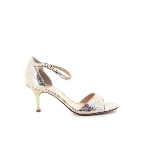 Voltan damesschoenen sandaal goud 181189