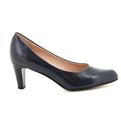 Voltan damesschoenen pump blauw 187181