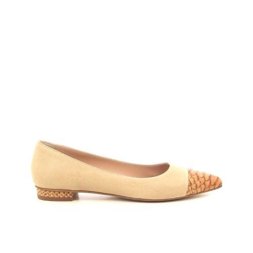 Voltan damesschoenen ballerina cognac 172253