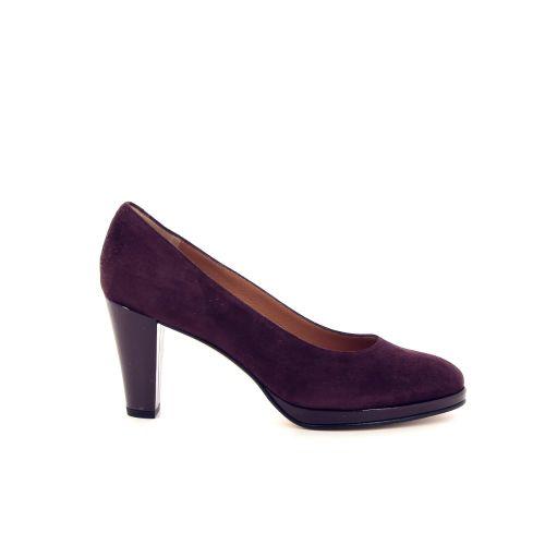 Voltan damesschoenen pump rood 16574
