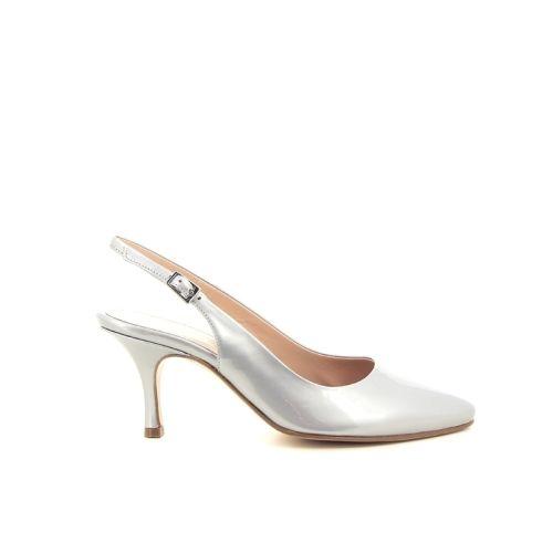 Voltan damesschoenen sandaal zilver 168047
