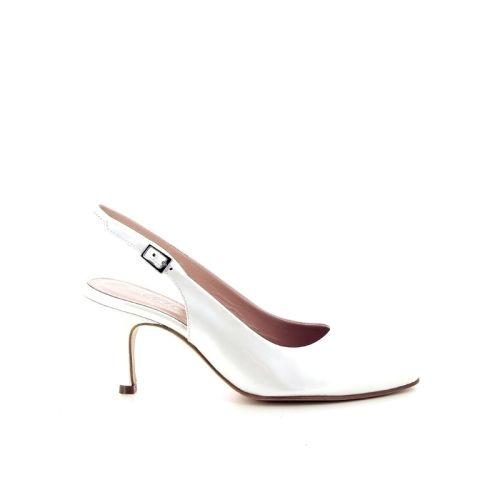 Voltan damesschoenen sandaal wit 168047