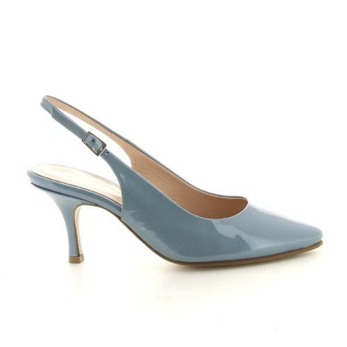 Voltan damesschoenen sandaal blauw 168047