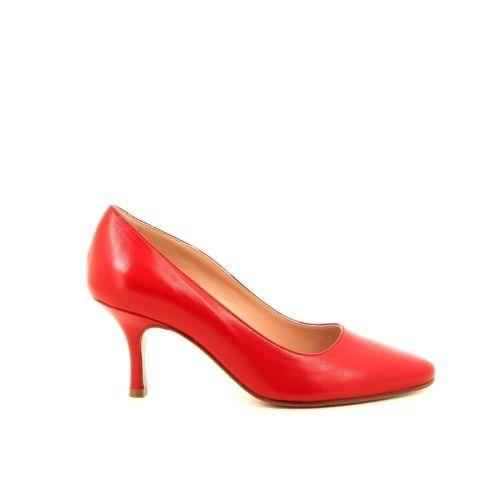 Voltan damesschoenen pump rood 168017