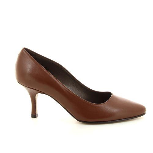 Voltan damesschoenen pump cognac 12574