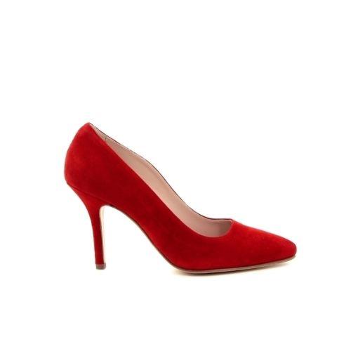 Voltan damesschoenen pump rood 189444