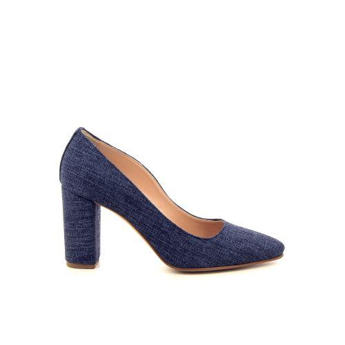 Voltan damesschoenen pump blauw 189444