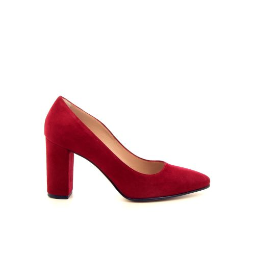Voltan damesschoenen pump rood 185279