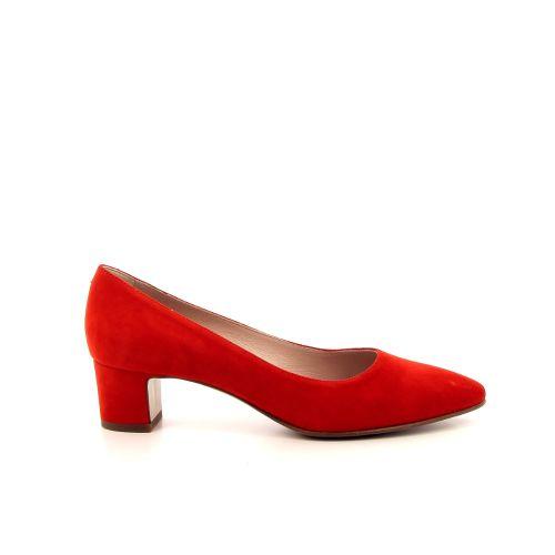 Voltan damesschoenen pump rood 187195