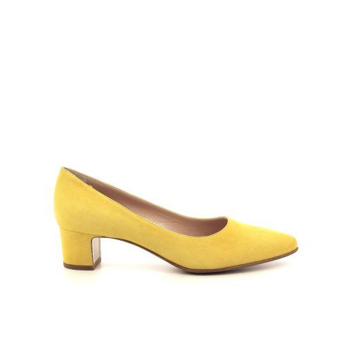 Voltan damesschoenen pump geel 187195