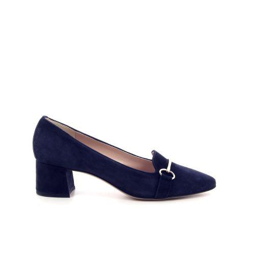 Voltan damesschoenen mocassin blauw 191206
