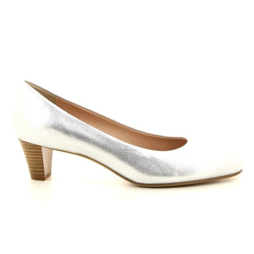 Voltan damesschoenen pump zilver 97697