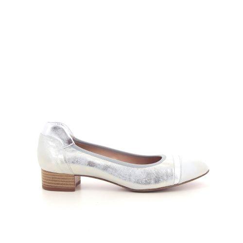 Voltan damesschoenen ballerina zilver 168006