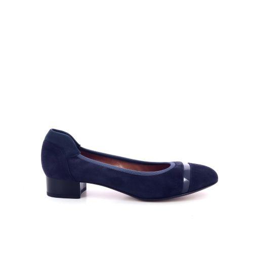 Voltan damesschoenen ballerina blauw 168006