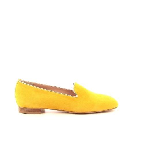 Voltan damesschoenen mocassin geel 172211