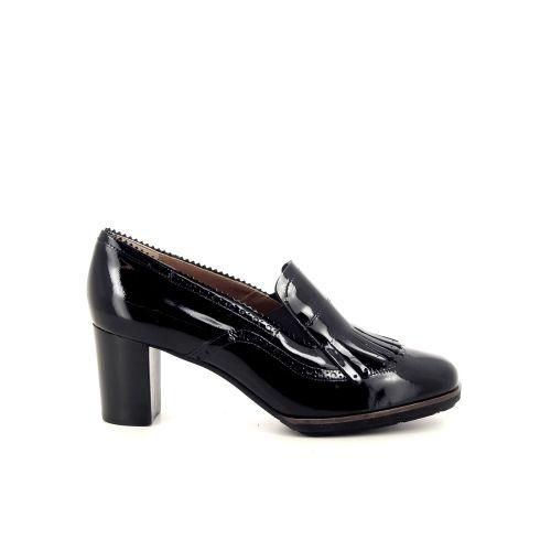 Voltan damesschoenen mocassin zwart 178357
