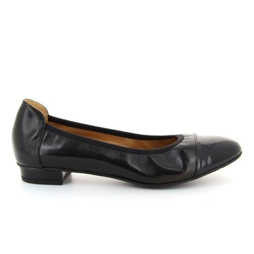 Voltan damesschoenen ballerina zwart 16510