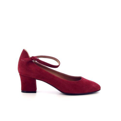 Voltan damesschoenen mocassin rood 187203