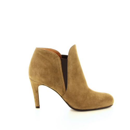 Voltan damesschoenen boots cognac 16625