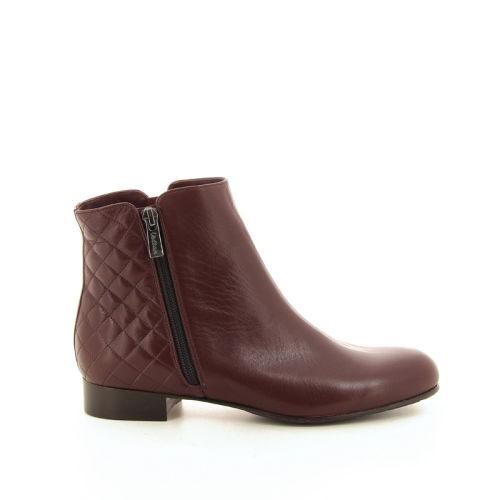 Voltan damesschoenen boots rood 16638