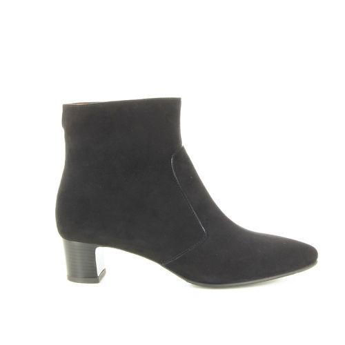 Voltan damesschoenen boots zwart 16590