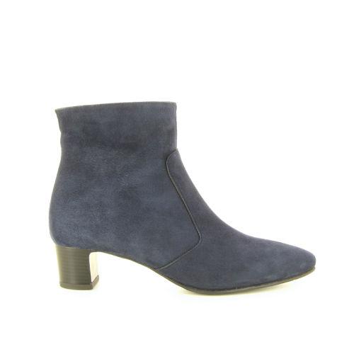 Voltan damesschoenen boots blauw 16590