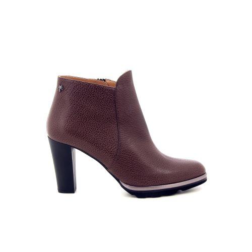 Voltan damesschoenen boots cognac 178363
