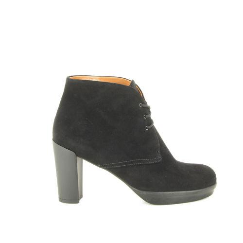 Voltan damesschoenen boots zwart 16634