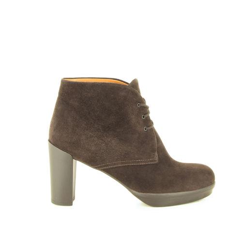 Voltan damesschoenen boots bruin 16634