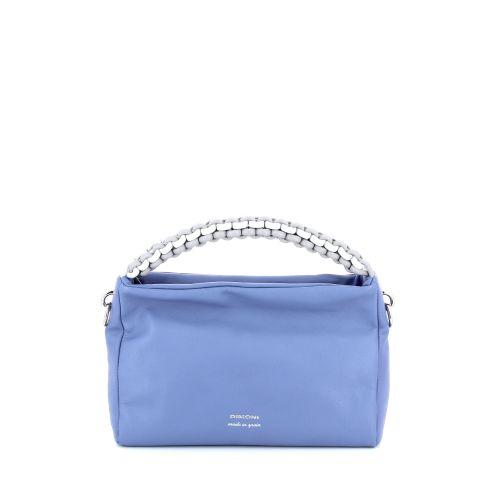Dimoni tassen handtas lichtblauw 174394