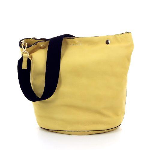 Dimoni tassen handtas geel 174388
