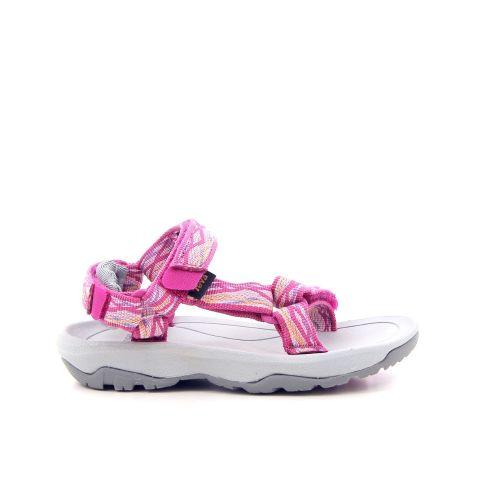 Teva  sandaal felblauw 182067