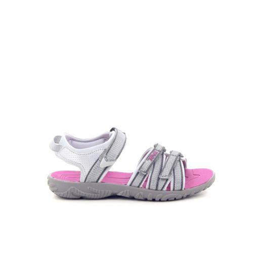Teva  sandaal zilver 169323