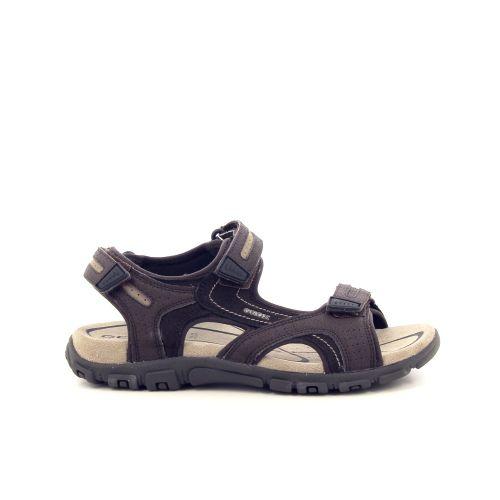 Geox herenschoenen sandaal bruin 193233