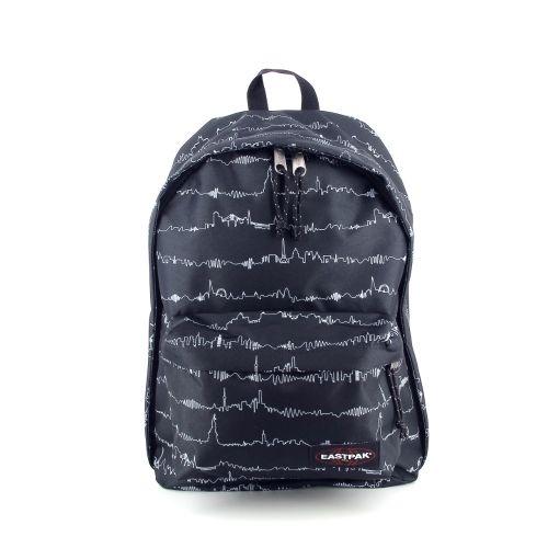 Eastpak tassen rugzak zwart 187536