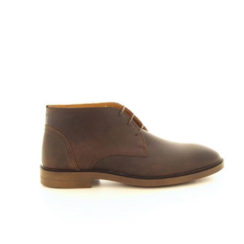 Sebago herenschoenen boots bruin 19287
