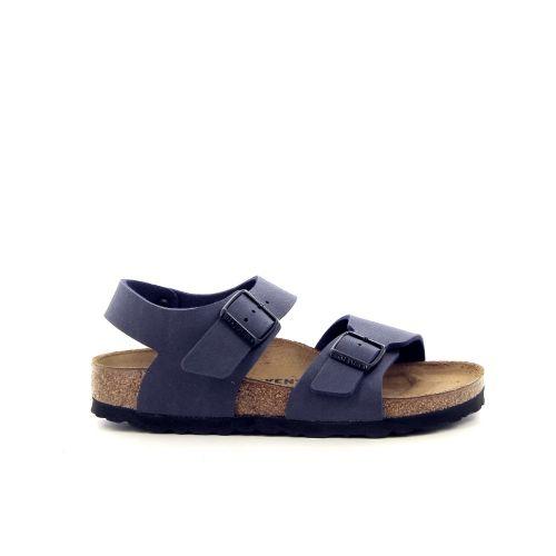 Birkenstock kinderschoenen sandaal blauw 192283