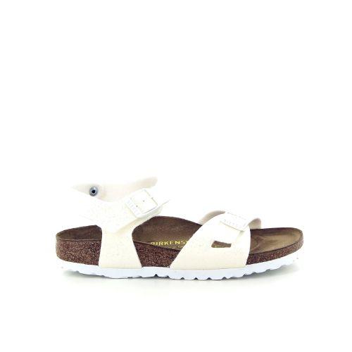 Birkenstock kinderschoenen sandaal wit 87500