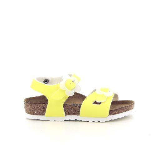 Birkenstock kinderschoenen sandaal geel 87500